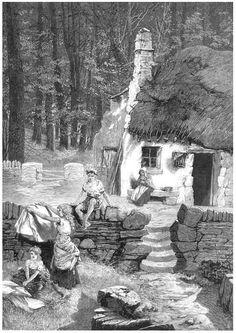Old Manx Cottage