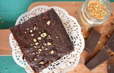 μπραουνις με κολοκυθα Krispie Treats, Rice Krispies, Something Sweet, Brownie Recipes, Superfoods, Tiramisu, Brownies, Veggies, Cooking