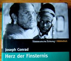 Herz der Finsternis – Joseph Conrad