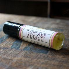 Cupcake Addict Perfume Oil