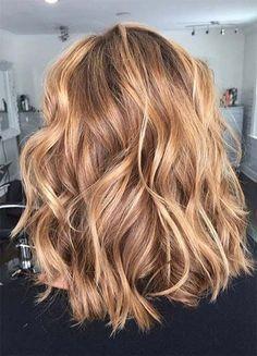 Dark Hair Colors: Deep Blonde Hair Colors