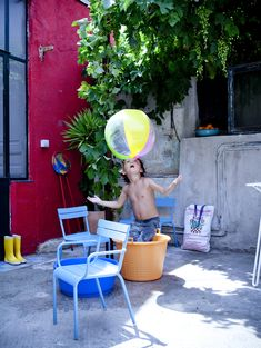 Fermob chairs Deco | Julie Ansiau