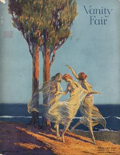 Life's a Beach on These Vintage Vanity Fair Covers