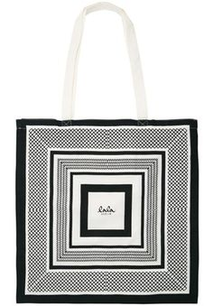 Lala-Berlin - Lala Berlin Cotton Bag Kufiya