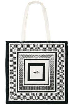Lala-Berlin - Lala Berlin Cotton Bag Kufiya