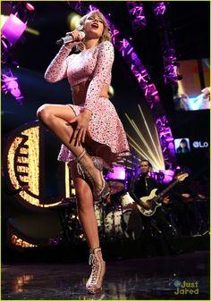 Taylor Swift's iHeartRadio Music Festival 2014