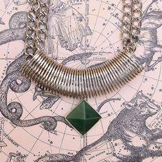 Collar Ihlan de la tienda @felipa.felipa  #collares #necklace #piedras #accesorios #moda #fashion #MiTiendaNube
