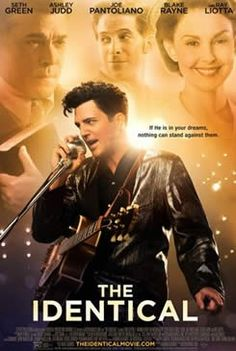 The Identical - starring: Ray Liotta, Ashley Judd, Seth Green - The film spans from the 1930's through the 1970's, it's a captivating journey about the restoration and the reconciliation of a family broken apart by culture, devotion, creed and tradition. Release Date: September 5, 2014