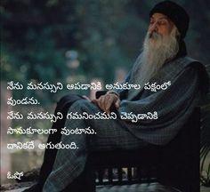 Life Lesson Quotes, Life Lessons, Life Quotes, Relationship Quotes, Relationships, Kundalini Meditation, Telugu Inspirational Quotes, Om Shanti Om, Osho