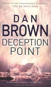 DAN BROWN BOOKS - Deception Point
