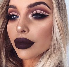 This make-up look is everything