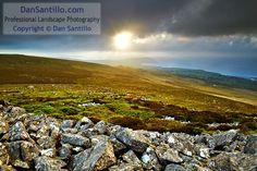 Dinas Head from Carn Ingli by Dan Santillo Buy Photos, Landscape Photography, Dan, Mountains, Gallery, Nature, Travel, Naturaleza, Viajes