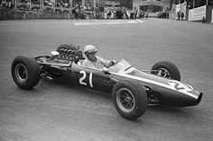 1964 Phil Hill - Cooper T73 (Climax V8) - Cooper Car Co