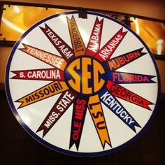 Not Digging the new changes....but still the best conference in the nation. Seeing an SEC game live should be on everyone's bucket list