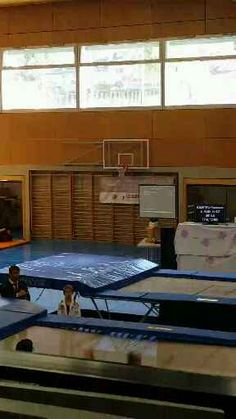 Play this Trampolining video with Sylvie Moret Ping Pong Table, Play, Furniture, Home Decor, Decoration Home, Room Decor, Home Furnishings, Home Interior Design, Home Decoration