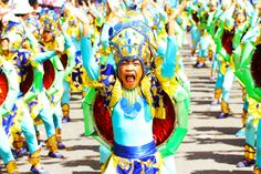 Sinulog Festival 2013, The Philippines