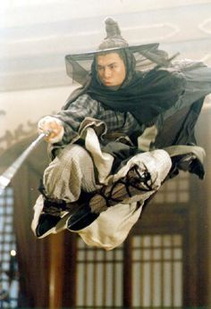 """Donnie Yen in """"Butterfly and Sword""""."""