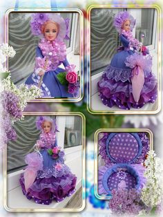 image (1200×1600) Glamour Dolls, Easter Stuff, Deco, Doll Clothes, Diy Crafts, Box, Doll Accessories, Fabric Dolls, Jars