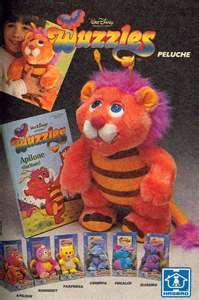 """Wuzzles - I had """"Bumble-lion"""" stuffed animal & the book!"""