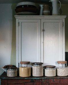 organized pantry