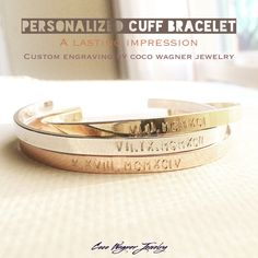 Personalized gift/ holiday gift/ birthday present/ beautiful everyday wear