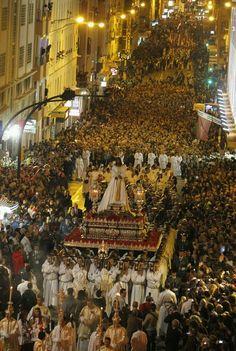 Semana Santa (Málaga) / Easter Week (Málaga), by @borisalas