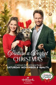 Its a Wonderful Movie - Your Guide to Family and Christmas Movies on TV: Picture a Perfect Christmas - a Hallmark Channel Countdown to Christmas Movie starring Merritt Patterson and Jon Cor! Hallmark Channel, Películas Hallmark, Films Hallmark, Family Christmas Movies, Hallmark Christmas Movies, Christmas Shows, Christmas 2019, Holiday Movies, Christmas Ideas