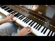 Falling Slowly - Glen Hansard & Markéta Irglová Piano Cover.m4v - YouTube