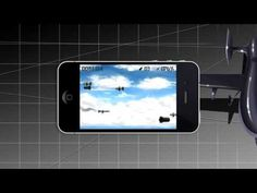 UAV Infiltrator for iPhone, iPad and iPod Touch gameplay video.