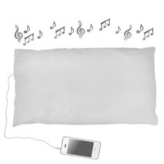 Buy iMusic Pillow today at IWOOT. We have great prices on gifts, homeware and gadgets with FREE delivery available.