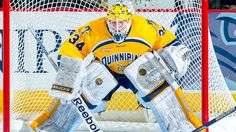 Quinnipiac hockey players love their record-setting goaltender, Michael Garteig. He's never counted them, but over the years, Garteig has seen a lot of shots, and made a lot of saves.