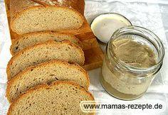 Rezept Natursauerteig mit Roggenmehl auf Mamas Rezepte Homepage