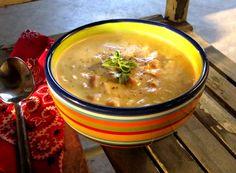 Hatch Chile Potato Soup