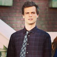 Matthew Gray Gubler...it's nothing, we're just gonna get married someday