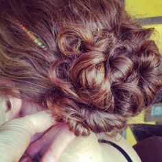 How-To Hair Girl | 4 lovely up-dos for curly hair