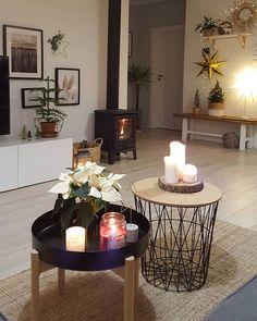 Leniwe popołudnie...Niedzielo, trwaj jak najdłużej!💛… Home Living Room, Living Room Designs, Living Room Decor, Small Living Dining, Minimal Decor, Decoration, Home Interior Design, Room Inspiration, Diy Home Decor