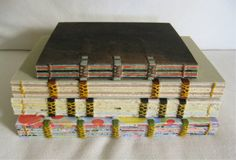 More Sewn Board Bindings | Lili's Bookbinding Blog