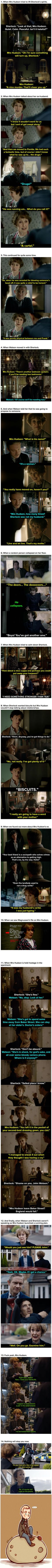 """Here Is Undeniable Proof That Mrs Hudson Is The Best Thing About """"Sherlock"""""""