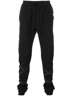 UNRAVEL strap detail track pants. #unravel #cloth #pants