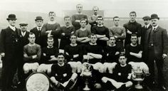 Manchester United, winners of the Football League Division One, FA Charity Shield and Manchester Senior Cup in Fa Community Shield, Man Utd News, Summer Story, Barclay Premier League, Manchester United Football, Trafford, Man United, Goalkeeper, Football Team