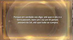 Estudos Bíblicos- 13/21 - As Leis na Bíblia- na Voz de Cid Moreira Vídeo de…