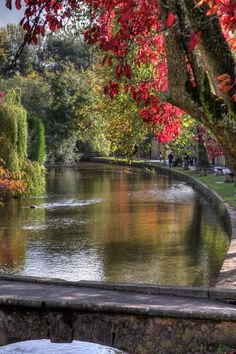 """""""Bourton on the Water, Costwolds, England"""" ~ photo by Gary Barringer"""