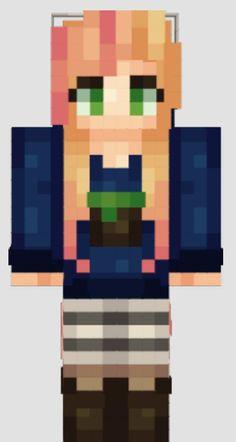 Fionna Adventure Time Minecraft Skin Minecraftiness Pinterest - Minecraft schone holzhauser