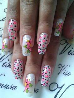 Different nail. Unghie different. Makeup Tips, Nail Art, Nails, Nails Inspiration, Work Nails, Templates, Polish Nails, Purple Nail Art, Tape Nails
