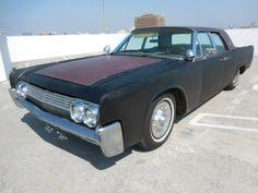 Lincoln: Continental 1963