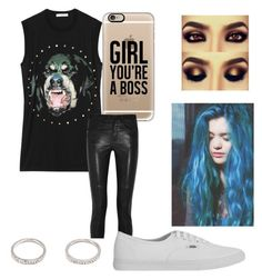 """""""This would be my style."""" by maddy-phelan on Polyvore featuring Givenchy, Casetify, Isabel Marant, Vans and Forever 21"""