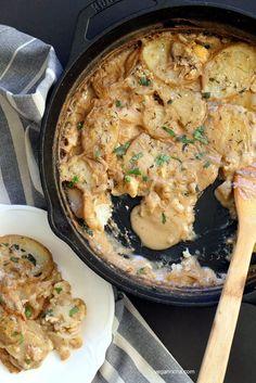 Vegan Scalloped Potatoes and Cauliflower with Jamaican Curry Spices - Vegan RichaBloglovinFacebookGoogle+InstagramPinterestRSSTwitterYouTube