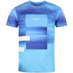 Tee Shirt Unkut Azure - LaBoutiqueOfficielle.com