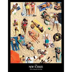 An avid reader of The New Yorker I was extremely excited to have been asked by the talented team at SSK to photograph the most recent ad campaign for The New Yorker.  This post is not an ad I am just a firm believer in working on projects you believe in and can be proud of. And of course spending a day at the beach talking about The New Yorker didn't for one moment feel like work.  To see the actual ad and more of the campaign head to my website(link in bio) or stumble across one in a city…