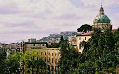 San Gennaro church - Naples Italy